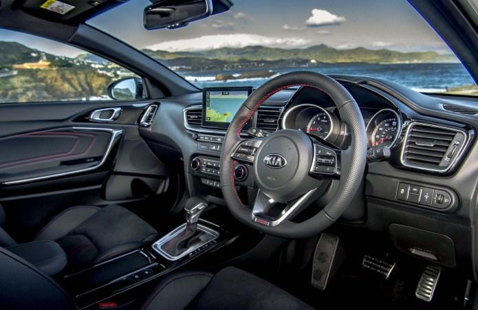 Kia ProCeed GT f