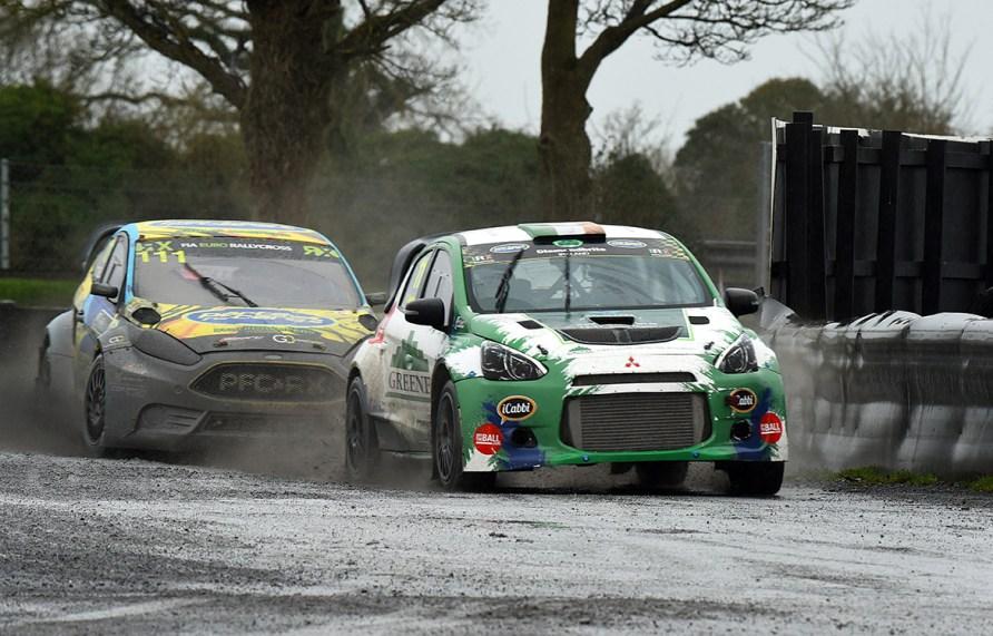 Greene Leads Tohill