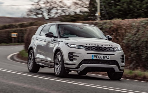 new Range Rover Evoque b