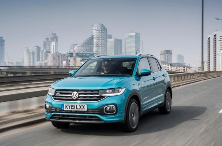 VW T-Cross a