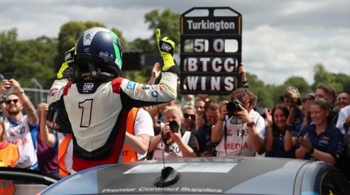 Turkington Win 2019 Oulton