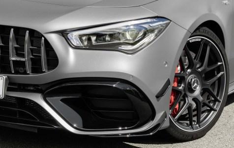 Mercedes CLA AMG d