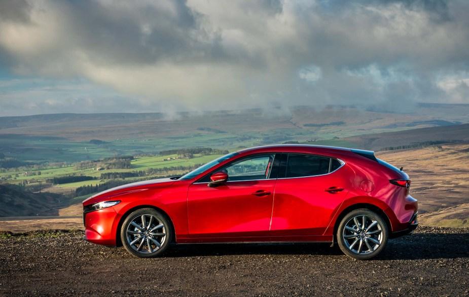 Mazda3 a