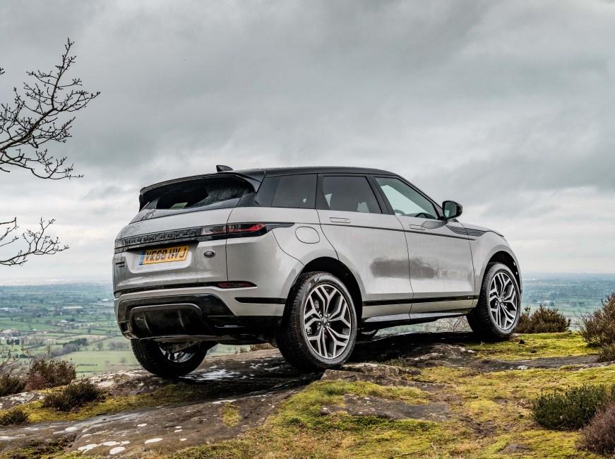 Range Rover Evoque a