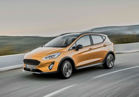 Ford Fiesta Active a