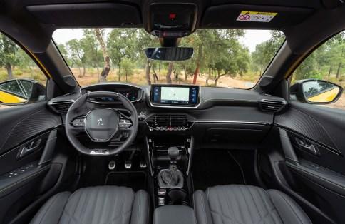 new Peugeot 208 d