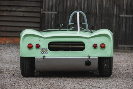 1960 Lotus 19 Monte Carlo - Chassis '953' (c)