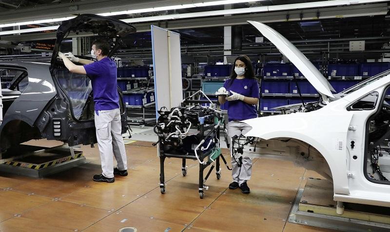 VW Factory Production