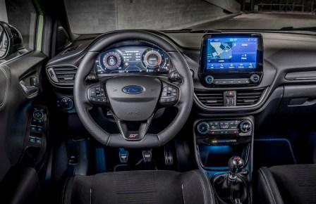 Ford Puma ST e