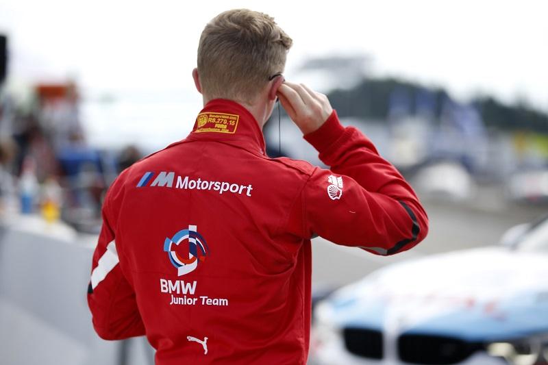 Nürburgring (GER), 26th June 2020. BMW Junior Team, NLS Nürburgring, Round 1, Dan Harper (GBR).
