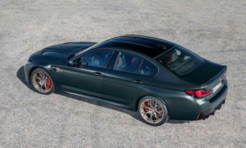 BMW M5 CS a