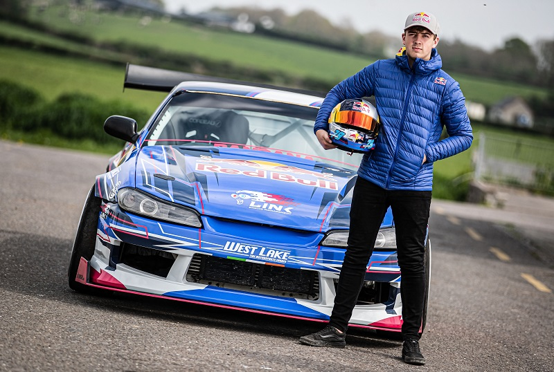 REPRO FREE***PRESS RELEASE NO REPRODUCTION FEE*** EDITORIAL USE ONLY Red Bull Athlete Conor Shanahan To Star In The 2021 Drift Masters European Championship 1/3/2021 Irish drifter and Red Bull athlete Conor Shanahan to star in the 2021 Drift Masters European Championship, available to watch on Red Bull TV. Mandatory Credit ©INPHO/Red Bull Content Pool/Dan Sheridan