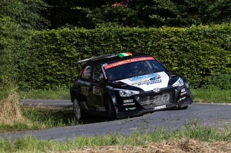 2021 FIA World Rally Championship Round 08, Ypres Rally Belgium 13-15 August 2021 Photographer: Jordi Rierola Worldwide Copyright: Hyundai Motorsport GmbH
