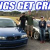 Cleetus And Jeremy Rip The BMW's NEW Hydro E-Brake!