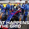 F1 Explained: What Do Teams Do on the Grid?