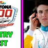 DAYTONA 500 ENTRY LIST | Pato O'Ward IN TROUBLE? — This Week In Racing