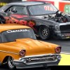 Street Outlaws Reaper  -vs-  Jeff Lutz  Drag Race at No Prep Kings Chicago