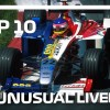 Top 10 Unusual Liveries in F1