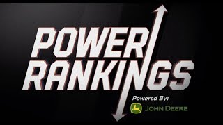 Power Rankings: Bowyer, Truex Jr. make leaps for Talladega