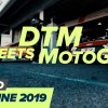 DTM meets MotoGP in Misano with guest driver Dovizioso!