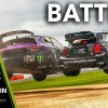 Bennett and Doran Collide! | Including POV! | 2019 Dayinsure World RX of Great Britain