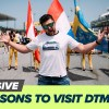 10 Reasons Why You MUST Visit DTM! 🏁 with Misha Charoudin
