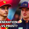 Verstappen and Leclerc Show It's Time For The Next Generation