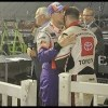 Hamlin, DiBenedetto share a moment in Victory Lane
