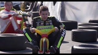 Penske Games: Big wheel racin', Blaney vs. Pagenaud