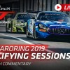 QUALIFYING – HUNGARY – BLANCPAIN GT WORLD CHALLENGE EUROPE  2019 – ENGLISH