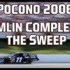 NASCAR Full Race Replay: Denny Hamlin sweeps Pocono 2006