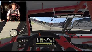 Brad Keselowski turns an iRacing lap at Atlanta Motor Speedway | NASCAR