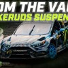Bakkerud Wins with BROKEN SUSPENSION! | From the Vault | Estering RX 2016