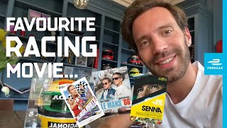 Drivers' Favourite Racing Movies! | ABB FIA Formula E Championship