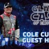 Cole Custer hosts and what happened to his beer? How about a NASCAR owners pickup basketball league?