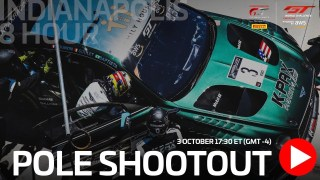 Live – Indianapolis 8 Hour – Pole Shootout