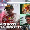 Mattia Binotto on Ferrari, Schumacher And More! | F1 Unscripted | Heineken Non-Race Sundays