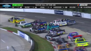 All the bumps and battles from the Gander Truck Series race at Martinsville | NASCAR highlights