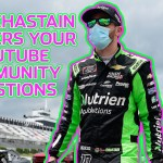 Watermelons and racing! Ross Chastain answers YouTube Community questions | NASCAR Xfinity Series