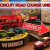 Unboxing! Team NASCAR Crash Circuit Road Course