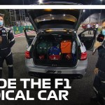 Inside The F1 Medical Car