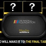 TUNE IN, 5:30 P.M. ET: The NASCAR Foundation's virtual High Speed Hold 'Em final table