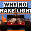 Why Don't F1 Cars Have Brake Lights?