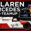 How The First McLaren Mercedes F1 Car Led To Greatness – The MP4/10
