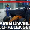 Lando Norris and Daniel Ricciardo Unveil the 2021 McLaren MCL35M!