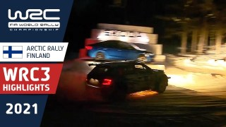 WRC3 Saturday Highlights – Arctic Rally Finland 2021 Powered by CapitalBox