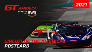 COTA Postcard – GT America powered by AWS 2021