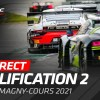 QUALIFICATION 2 | MAGNY COURS | GT WORLD CHALLENGE EUROPE – FRENCH
