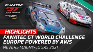 Race Highlights | 2021 Magny Cours | Fanatec GT World Challenge Europe