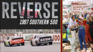 Reverse | How Jeff Gordon blocked his way to a $1-million payday | NASCAR Cup Series at Darlington